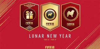 FIFA 18 Chinese New Year Offers Guide
