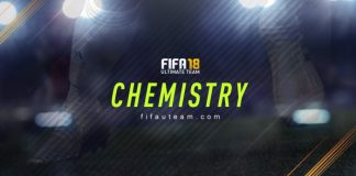 FIFA 18 Chemistry Guide for Ultimate Team