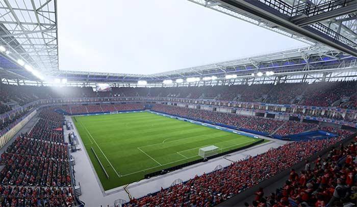 FIFA 18 World Cup Stadiums