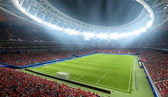 FIFA 18 World Cup UStadiums
