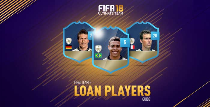 Loan Players Guide for FIFA 18 Ultimate Team 9080e3a6d