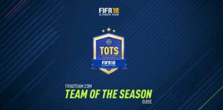 FIFA 18 Team of the Season Guide