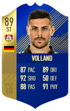 Kevin Volland TOTS Item