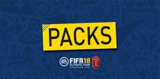 FIFA 18 World Cup Packs