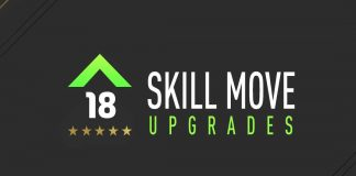 FIFA 18 Skill Upgrades Guide