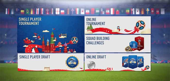 Guia do Ultimate Team para o FIFA 18 World Cup
