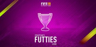 FIFA 18 FUTTIES Guide