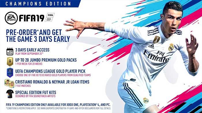 Guide to Buy FIFA 19 - Prices, Stores, Editions, Dates & More