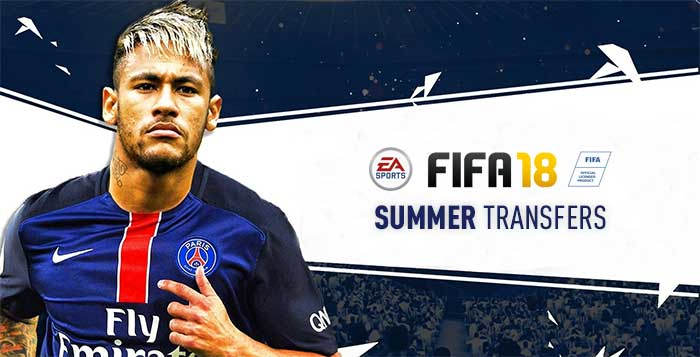 Fifa 18 Summer Transfers Full And Updated Players List