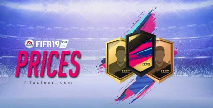 FIFA Packs Prices for FIFA 19 Ultimate Team