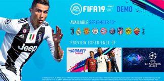 FIFA 19 Demo Guide - Release Date, Teams & More