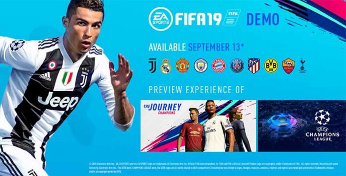 FIFA 19 Demo Guide - Release Date, Teams & More