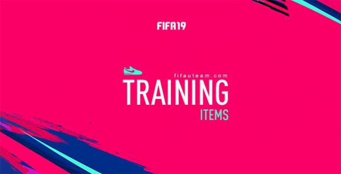 Guia de Cartas de Treino para FIFA 19 Ultimate Team