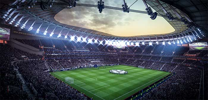 FIFA 19 Stadiums - All the Updated & New Stadiums