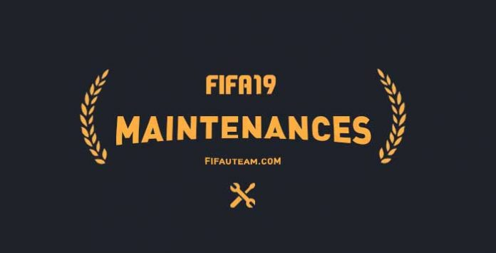 FIFA 19 Maintenance Times - Complete and Updated List
