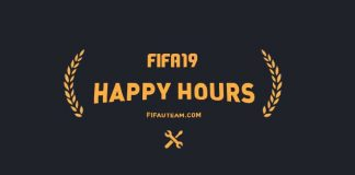 FIFA 19 Happy Hour Times and Promo Pack Offers List