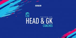 FIFA 19 Head Coaches and Goalkeeper Coaches Guide