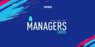 FIFA 19 Managers Cards Guide