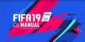 FIFA 19 Manual - Digital Game Manual Instructions