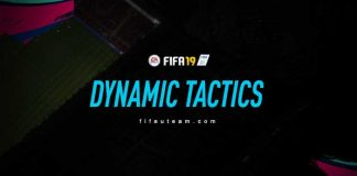 FIFA 19 Dynamic Tactics Guide