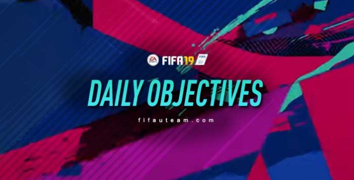 FIFA 19 Daily Objectives List and Rewards