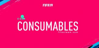FIFA 19 Consumables Cards Guide