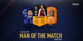 FIFA 19 MOTM Orange Cards Guide