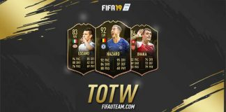 FIFA 19 TOTW - All the FUT 19 Team of the Week
