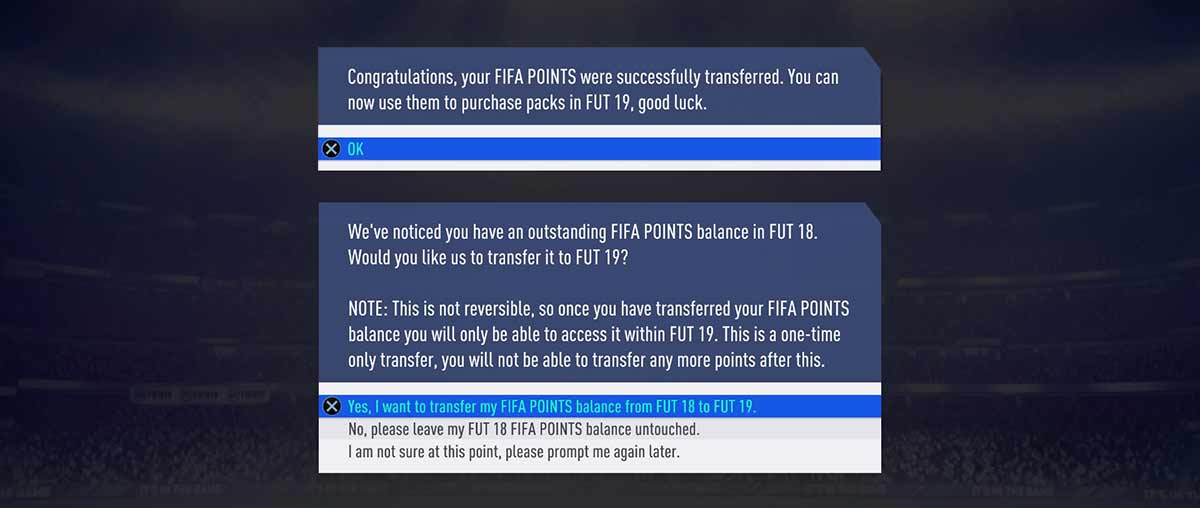 Guia de FIFA Points para FIFA 20 Ultimate Team