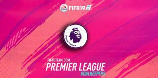 FIFA 19 Premier League Goalkeepers Guide