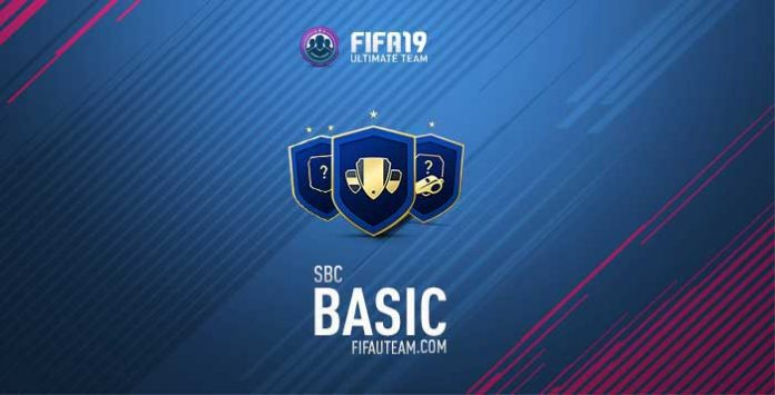 FIFA 19 Basic Squad Building Challenges Guide - Rewards and Details