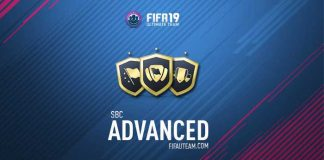 FIFA 19 Squad Building Challenges Guide - Advanced SBCs