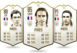 FIFA 19 Icons Players List - Bio, Ratings and Stats