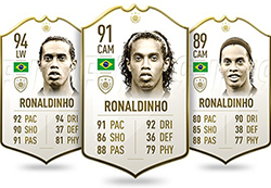 FIFA 19 Icons Players List - The Most Iconic Legends