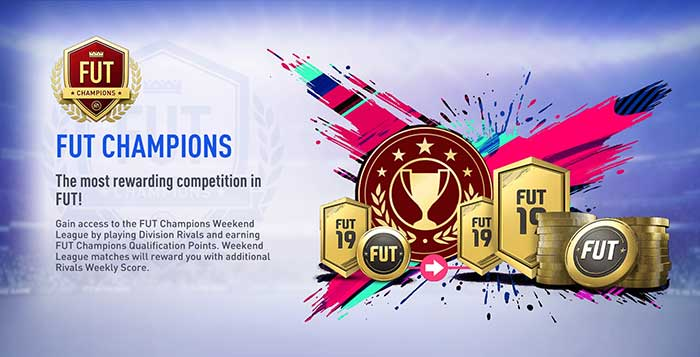 How to Qualify for the FIFA 19 Weekend League of FUT Champions?