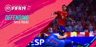 FIFA 19 Defending