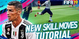New Skill Moves in FIFA 19