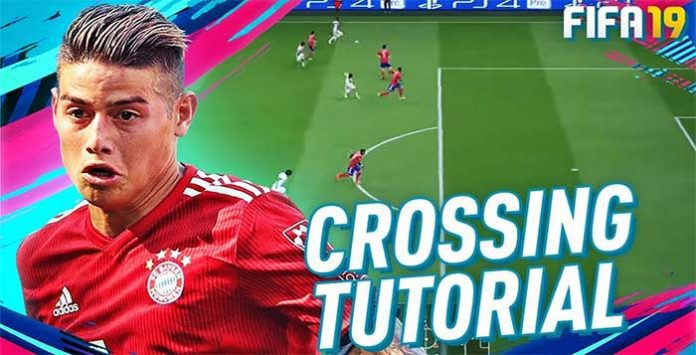 Crossing Tutorial for FIFA 19