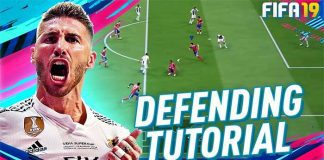 Jockeying Tutorial for FIFA 19