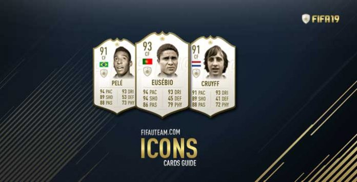 FIFA 19 Icons Cards Guide
