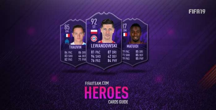 FIFA 19 Hero Purple Cards Guide