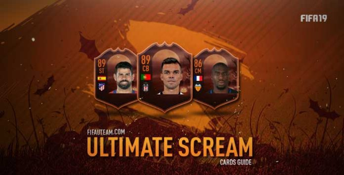 FIFA 19 Ultimate Scream Cards Guide