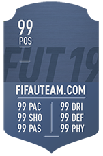 FIFA 19 Players Cards Guide - Concept Cards