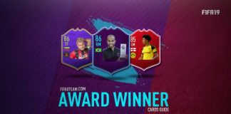 FIFA 19 Award Winner Cards Guide (POTM & POTY)