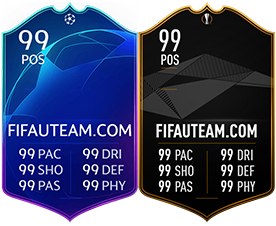 Guía de Cartas de Jugadores para FIFA 19 - Group Stage Cards