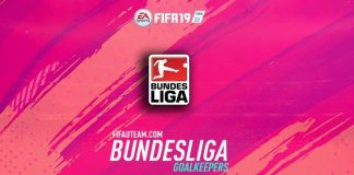FIFA 19 Bundesliga Goalkeepers Guide