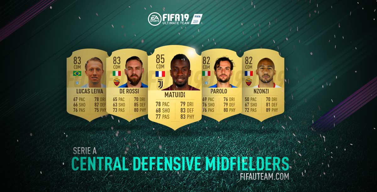 FIFA 19 Serie A Midfielders Guide