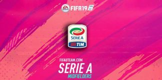 FIFA 19 Serie A Midfielders Guide