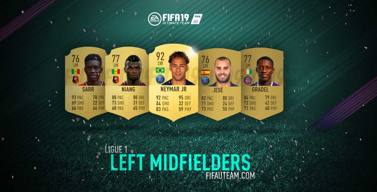 FIFA 19 Ligue 1 Squad Guide