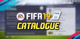FIFA 19 EAS FC Catalogue Guide